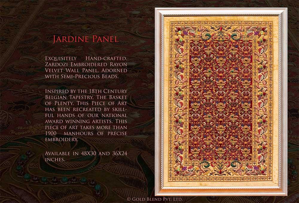 JARDINE PANEL